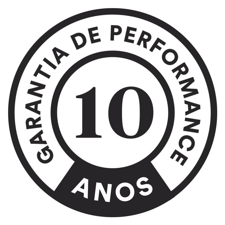 Selo de garantia de performance - Rolo