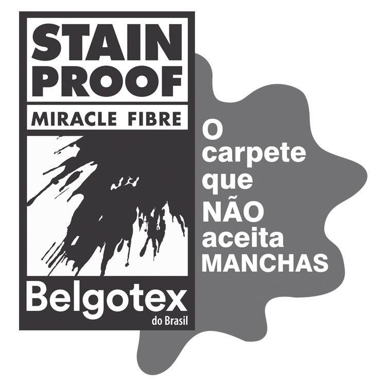 Stainproof - Carpete à prova de manchas