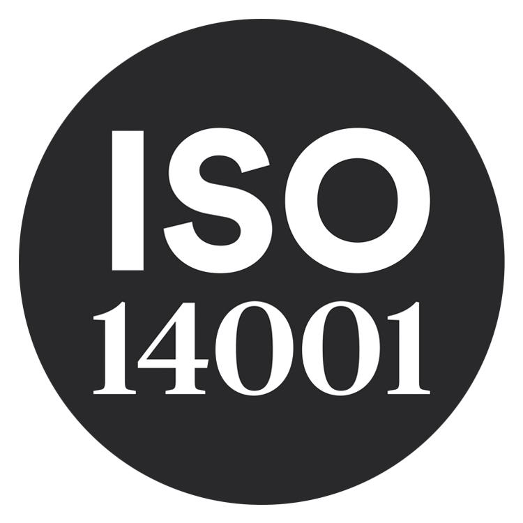 Fabricante Certificada ISO 14001