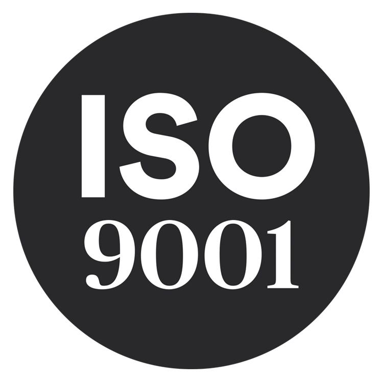 Fabricante Certificada ISO 9001