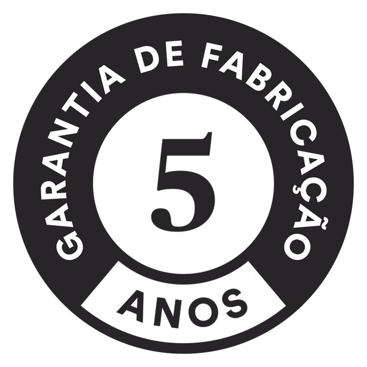 Selo de garantia de fabricação placas - PP