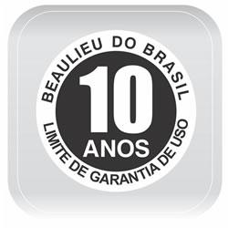 Garantia - 10 anos