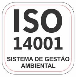 Empresa Certificada ISO 14001:2004