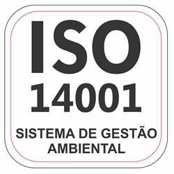 Fabricante Certificada ISO 14001:2004