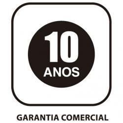 Garantia comercial - 10 anos